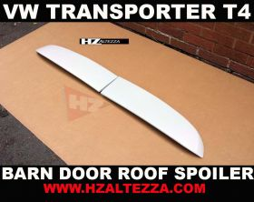 VW Transporter T4 Barn Door Roof Spoiler
