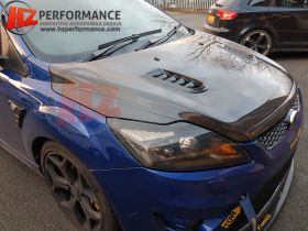 2009-2011 Ford Focus MK2 Facelift Carbon Bonnet