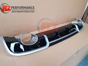 2012 2015 Audi A3 8V 5DR Sportback to RS3 Rear Diffuser