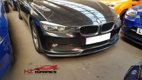 2012-2014 BMW F30 F31 3 Series Front Bumper Lip