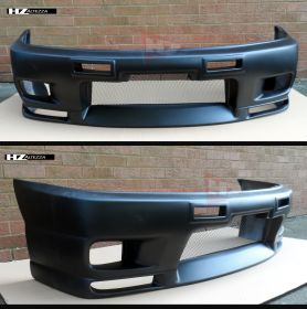 Nissan Skyline R33 GTS to GTR style front bumper