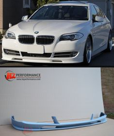 10-12 BMW F10 5 Series 3D Type Front Bumper Lip