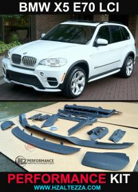 2010-2013 BMW X5 LCi Facelift Performance Bodykit