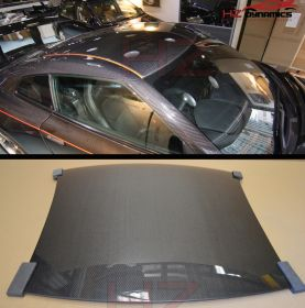 Carbon Fiber Roof Cover FITS Nissan R35 GTR 2009 to 2015 Phase 1 and 2