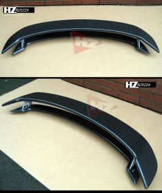 Mazda RX8 MS Type CARBON Boot Spoiler - 3 Way Adjustable