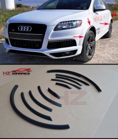 Arch trim set For Audi Q7 2006 2015| 10 Piece Set