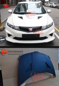 2006 2011 Honda Civic FN FN2 FK Vented MG Bonnet