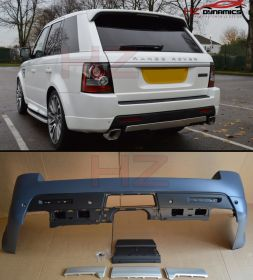 2010-2012 Range Rover Sport Autobiography Type Rear Bumper