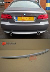 2006 - 2011 BMW E92 3 Series 2DR Saloon M3 Type Boot Spoiler