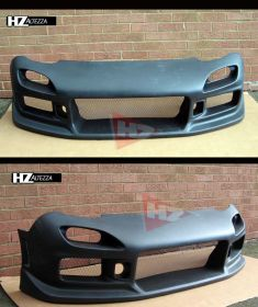 Mazda RX7 CW Type Front Bumper