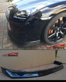 CARBON FIBER ZL FRONT LIP FOR NISSAN R35 GTR