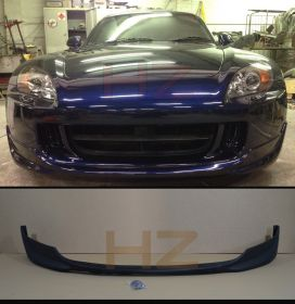 OEM AP2 LOOK FRONT BUMPER LIP FOR 2004 2009 HONDA S2000