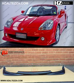 04-05 Toyota MR2 MRS Roadster TR Type Front Bumper Lip / Splitter