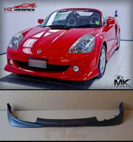 TR LOOK FRONT BUMPER LIP SPOILER FOR TOYOTA MR2 MRS ROADSTER 2004 2007