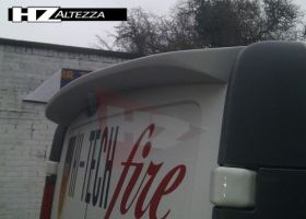 Renault Trafic Roof Spoiler 01-06 and 07 + Vivaro Primaster