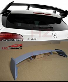 Mercedes A Class W176 AM Type Roof Spoiler 2012 to 2015
