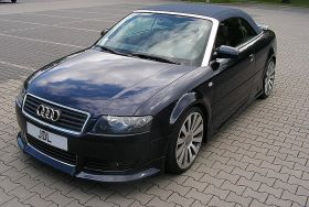 03-06 Audi Cabrio JDL Lip Kit