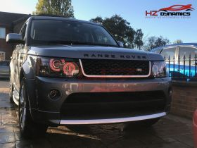 Autobiography Look Front Bumper For Range Rover Sport 2010 2012