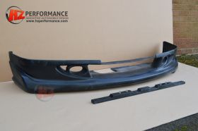 04-05 Honda Civic EP3 M Type Front Bumper Lip Splitter