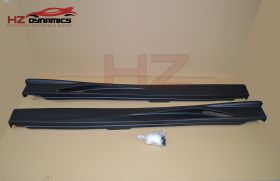 VTX LOOK SIDE SKIRTS FOR MITSUBISHI EVO 8 9