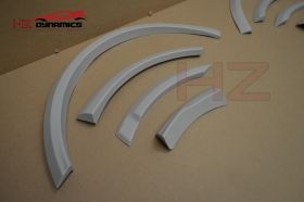 Arch Trim Set For Ford Transit Custom