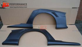 Mitsubishi Evo 9 VTX Type +25MM Rear Wings Fenders