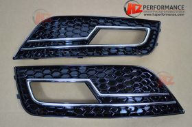 Audi A4 B9 2013-2015 RS4 Type Fog Light Covers