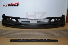 CARBON FIBER M LOOK FRONT LIP SPLITTER FOR HONDA CIVIC EP3 2004 2006