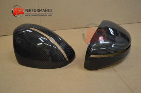 Audi TT 2007-2014 Carbon Fiber Mirror Covers