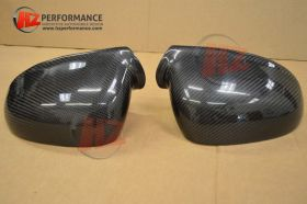 VW Golf MK5 Carbon Fiber Mirror Covers