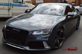 RS7 LOOK FULL BODYKIT FOR AUDI A7 S7 2011 2014