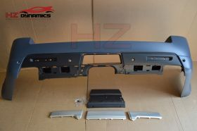 Autobiography Look Rear Bumper For Range Rover Sport 2010 2012