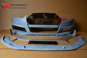 2012 2015 Audi A3 8V 4DR Saloon to RS3 Front Bumper