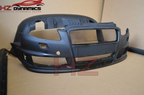 DTM LOOK BODYKIT FOR AUDI A4 B7 2005 2009 4DR SALOON