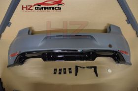 VW Golf MK7 R Type Rear Bumper 3/5DR hatchback