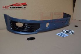 VW Transporter T5 2010 to 2015 Sportline Front Lip Type 2