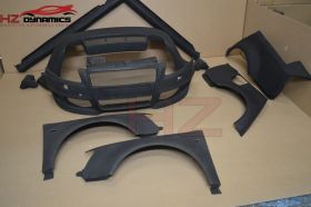 05-09 Audi A4 B7 4DR Saloon RS4 Type Wide Bodykit