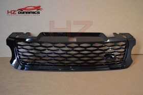 GLOSS BLACK EDITION GRILL FITS RANGE ROVER SPORT 2014 ONWARDS L494 GRILLE