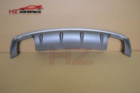 S3 LOOK DESIGN REAR DIFFUSER VALANCE FOR AUDI A3 3/5DR HATCHBACK 2013 2015