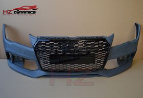 RS7 Look Front Bumper FOR Audi A7 2011 2014