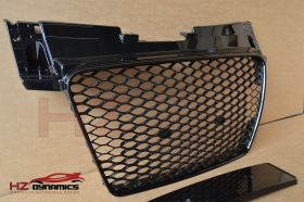 TTRS Look Front Grill FOR Audi TT TTS 2007 2014 MK2