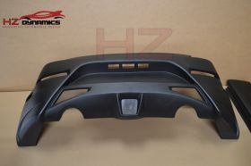 AMS GT LOOK REAR BUMPER FOR NISSAN 350Z Z33