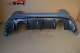 RS Type Rear Bumper for Ford Focus MK3 2015 2018 3DR 5DR Hatchback
