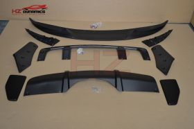 PERFORMANCE LOOK BODY KIT MATTE BLACK FOR BMW X5 F15 2013 2017