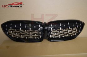 Diamond Kidney Grill FOR BMW G20 3 SERIES 2019