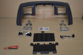 REAR BUMPER WITH EXHAUST TIPS FOR RANGE ROVER VOGUE L405 SVO