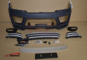 FRONT BUMPER WITH 4 X LED FOR RANGE ROVER VOGUE L405 2013 2017