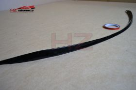 GLOSS BLACK REAR BOOT SPOILER FOR MERCEDES C CLASS W205 2015+ C63 AMG