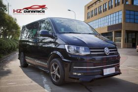 2016 VW Transporter T6 A Type 3 Piece Front Lip
