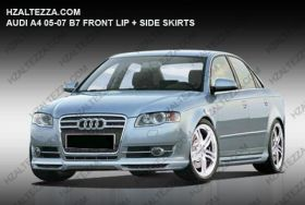 05-07 Audi A4 B7 A Type Lip Kit